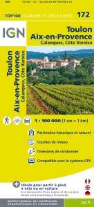 IGN Top 100 - Aix-en-Provence / Toulon / Frejus