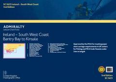 Admiralty Leisure Chart Folio - Ireland - SW Coast