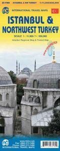 ITMB - World Maps - Istanbul & Turkey Northwest