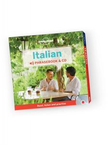 Lonely Planet - Phrasebook & Audio CD - Italian