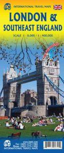 ITMB - World Maps - London & England South East
