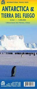 ITMB - World Maps - Antarctica / Tierra Del Fuego