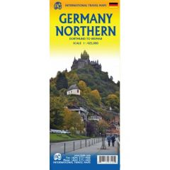 ITMB - World Maps - Germany Northern