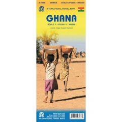 ITMB - World Maps - Ghana