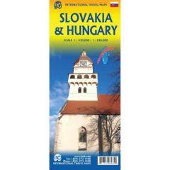 ITMB - World Maps - Slovakia / Bratislava / Rail