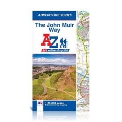 A-Z Adventure Atlas - The John Muir Way