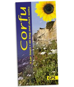 Sunflower - Landscape Series - Corfu