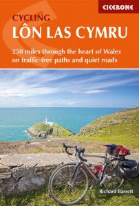 Cicerone - Cycling Lon Las Cymru