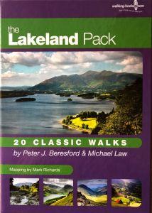 Walking-Books - The Lakeland Pack