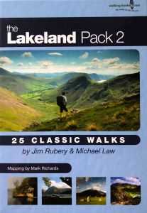 Walking-Books - Lakeland Pack 2