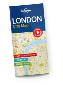 Lonely Planet - City Map - London