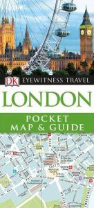 DK - Eyewitness Pocket Map & Guide - London