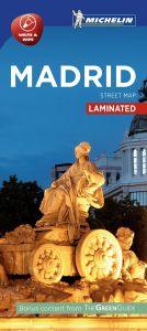 Michelin Laminated Citymap - Madrid