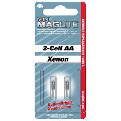 Maglite - Bulb Replacement - Mini AA, AAA