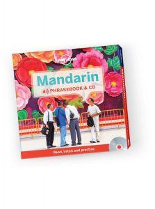 Lonely Planet - Phrasebook & Audio CD - Mandarin
