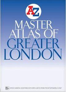 A-Z Master Atlas Of Greater London (Flexibound)