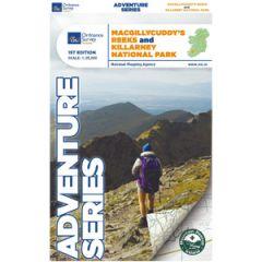 OS Adventure Series Map - Macgillycuddy Reeks/Killarney Nat Park