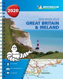 Michelin Road Atlas Spiral - GB & Ireland