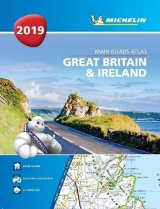 Michelin Road Atlas Paperback - GB & Ireland