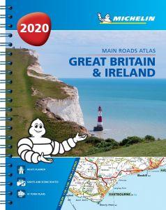 Michelin Road Atlas Spiral - GB & Ireland