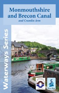 Heron Waterway Map - Monmouthshire And Brecon Canal