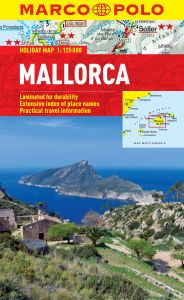 Mallorca Marco Polo Holiday Map