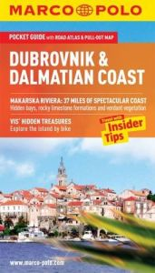 Marco Polo - Dubrovnik & Dalmatian Coast Marco Polo Pocket Guide