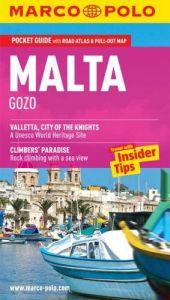 Marco Polo - Malta & Gozo Marco Polo Pocket Guide