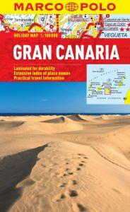 Gran Canaria Marco Polo Holiday Map