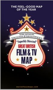 ST&G's Superbly Directed Great British Film & TV Map
