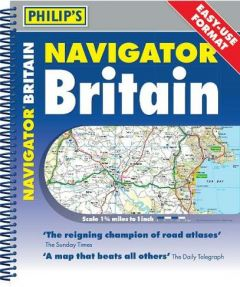 Philips Navigator Atlas - Britain
