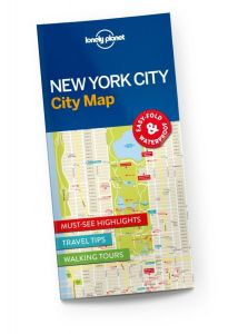 Lonely Planet - City Map - New York