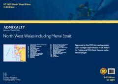 Admiralty Leisure Chart Folio - North West Wales, inc Menai Strait