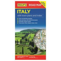 Philips Road Map Europe – Italy