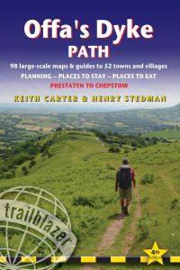 Trailblazer - Offa's Dyke Path: Prestatyn To Chepstow