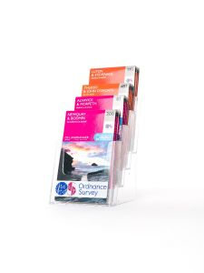 Ordnance Survey 12 Map Stand