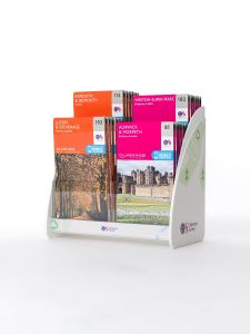 Ordnance Survey 24 Map Stand