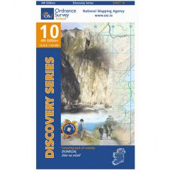 OS Discovery - 10 - Donegal (SW)