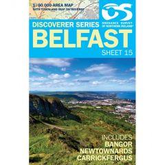 OS Discoverer - 15-Belfast