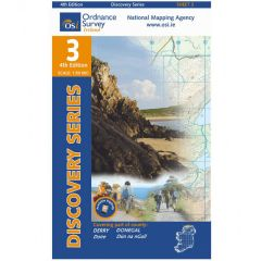 OS Discovery - 3 - Donegal (NE), Derry