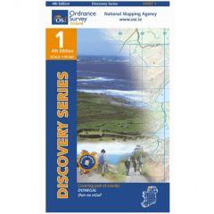 OS Discovery - 1 - Donegal (NW)
