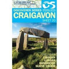 OS Discoverer - 20 - Craigavon