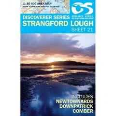 OS Discoverer - 21 - Strangford Lough