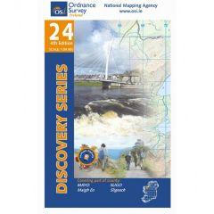 OS Discovery - 24 - Mayo, Sligo