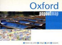 Popout Maps - Oxford