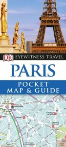 DK - Eyewitness Pocket Map & Guide - Paris