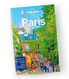 Lonely Planet - Travel Guide - Paris