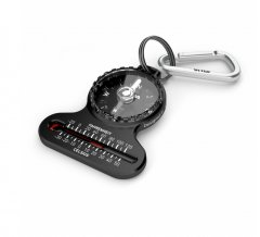 Silva - Carabiner Pocket Compass (37617)
