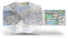 Popout Maps - London Bus & Underground