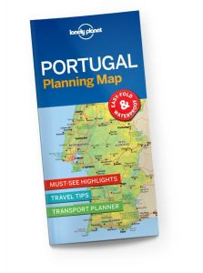 Lonely Planet - Planning Map - Portugal